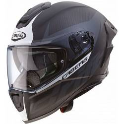 Casco Caberg Drift Evo Carbon Matt Antracite/white