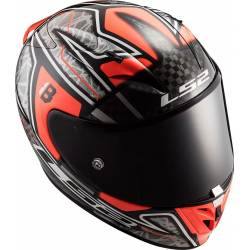 Casco LS2 FF323 Arrow Solid carbon