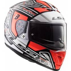 Casco LS2 FF390 Breaker Replica Barbera