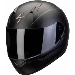 Casco Scorpion EXO-390 Solid Black Matt