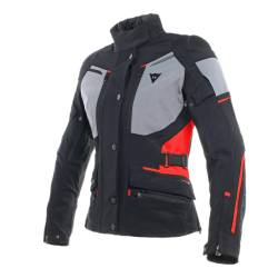 Dainese Carve Master 2 lady Negro/gris/rojo