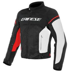 Dainese Air Frame D1 Negro/blanco/rojo