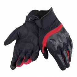 Dainese Air Frame Negro/rojo