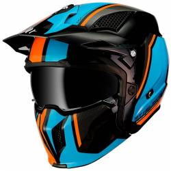 CASCO STREETFIGHTER TWIN A4 GLOSS FLUOR ORANGE