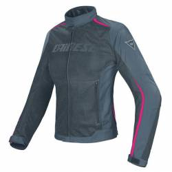 Dainese Hydra flux D-DRY Lady negro/fusia